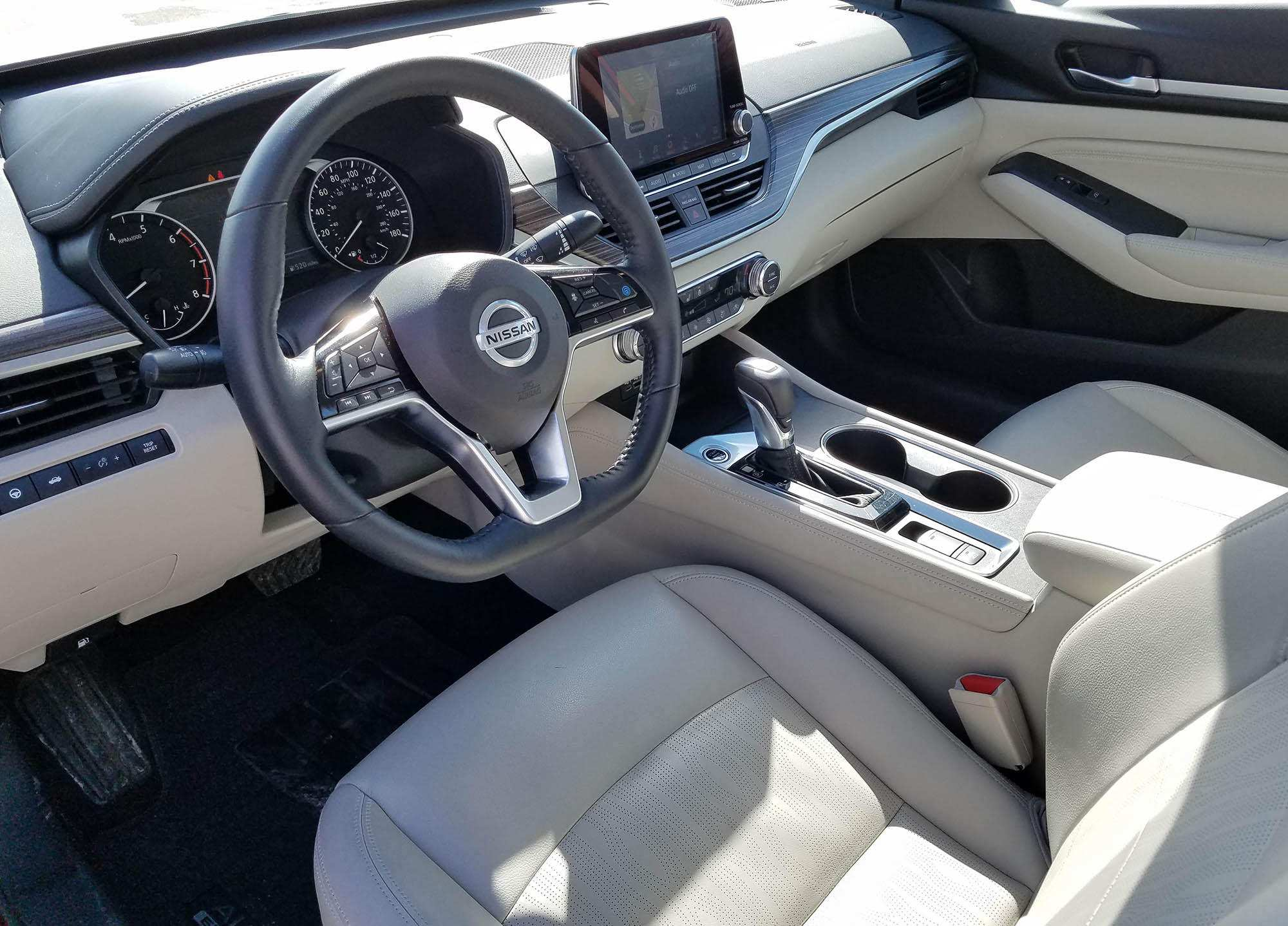 56 Concept of 2019 Nissan Altima Interior New Review for 2019 Nissan Altima Interior