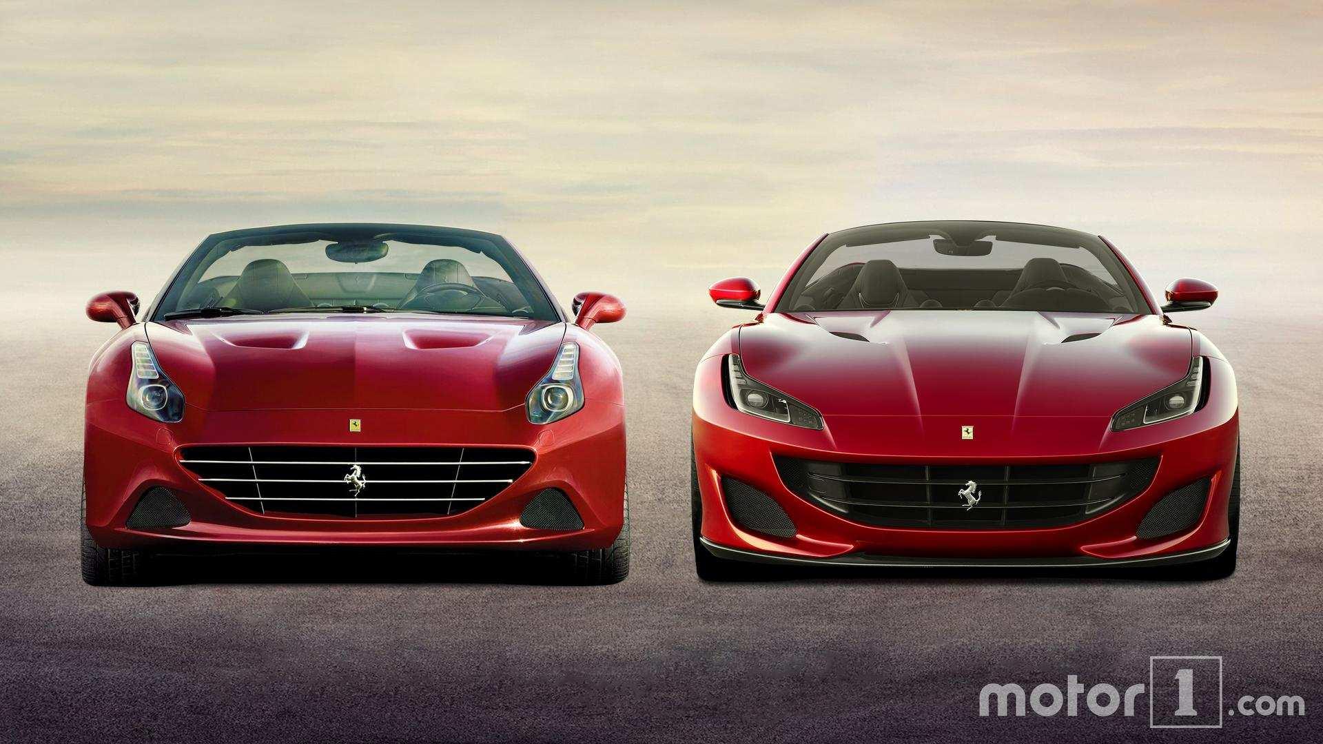 56 Concept of Ferrari California T 2020 Performance by Ferrari California T 2020