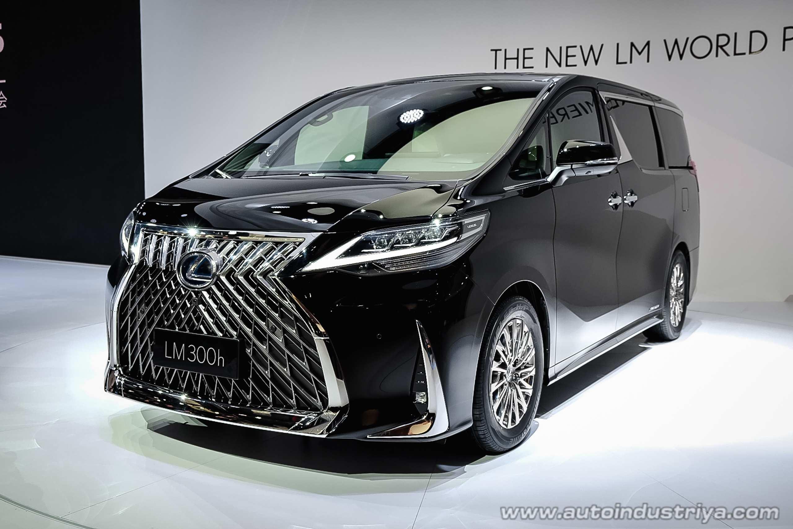 56 Concept of Lexus Mpv 2020 Specs by Lexus Mpv 2020