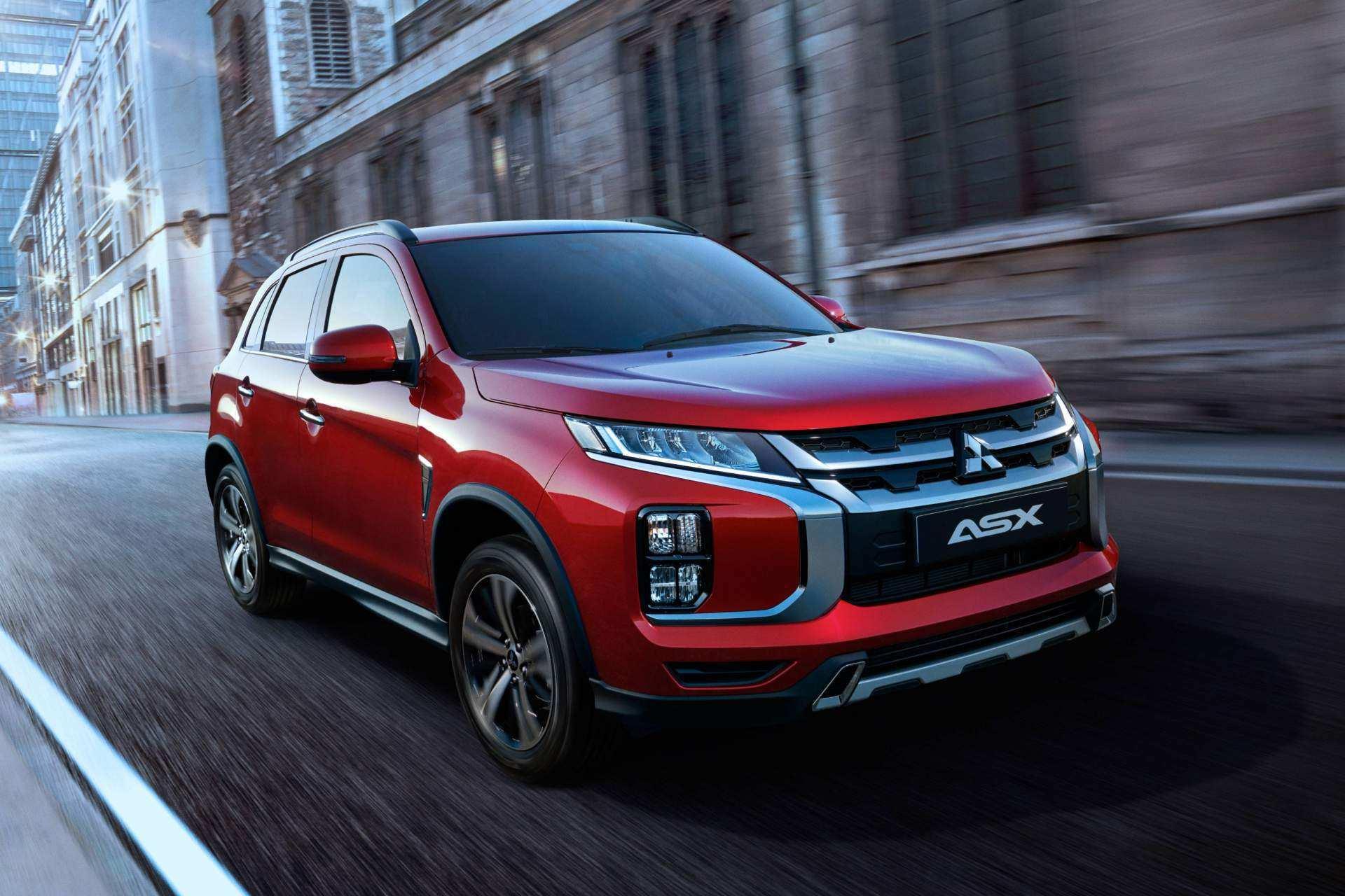 56 Concept of Mitsubishi Asx 2020 Dane Techniczne Interior with Mitsubishi Asx 2020 Dane Techniczne
