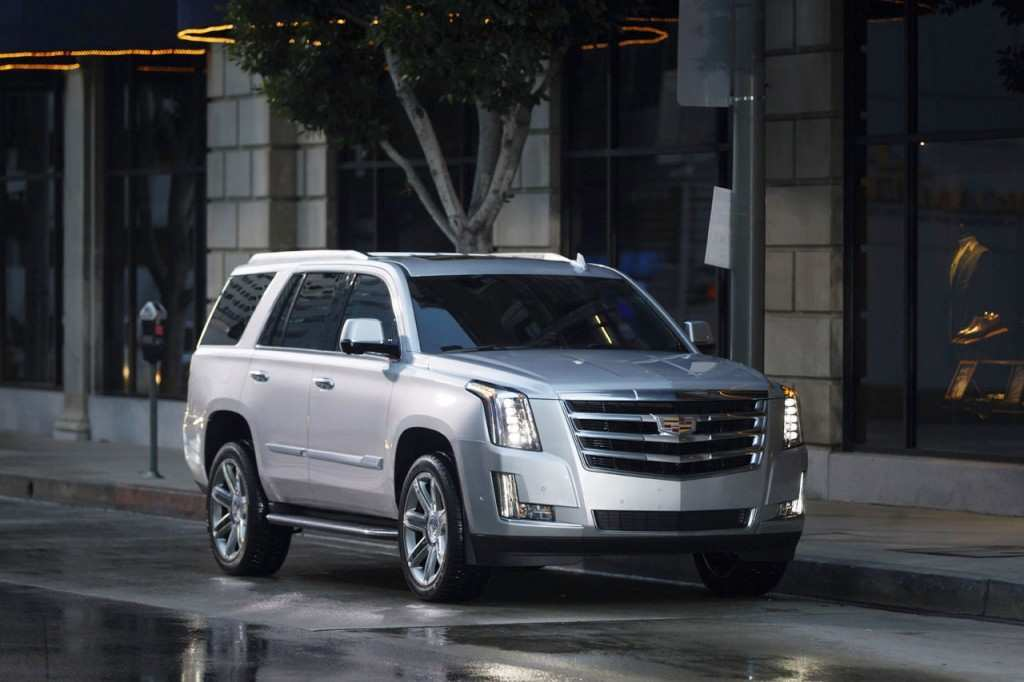 56 Gallery of Cadillac Escalade 2020 Release Date First Drive for Cadillac Escalade 2020 Release Date