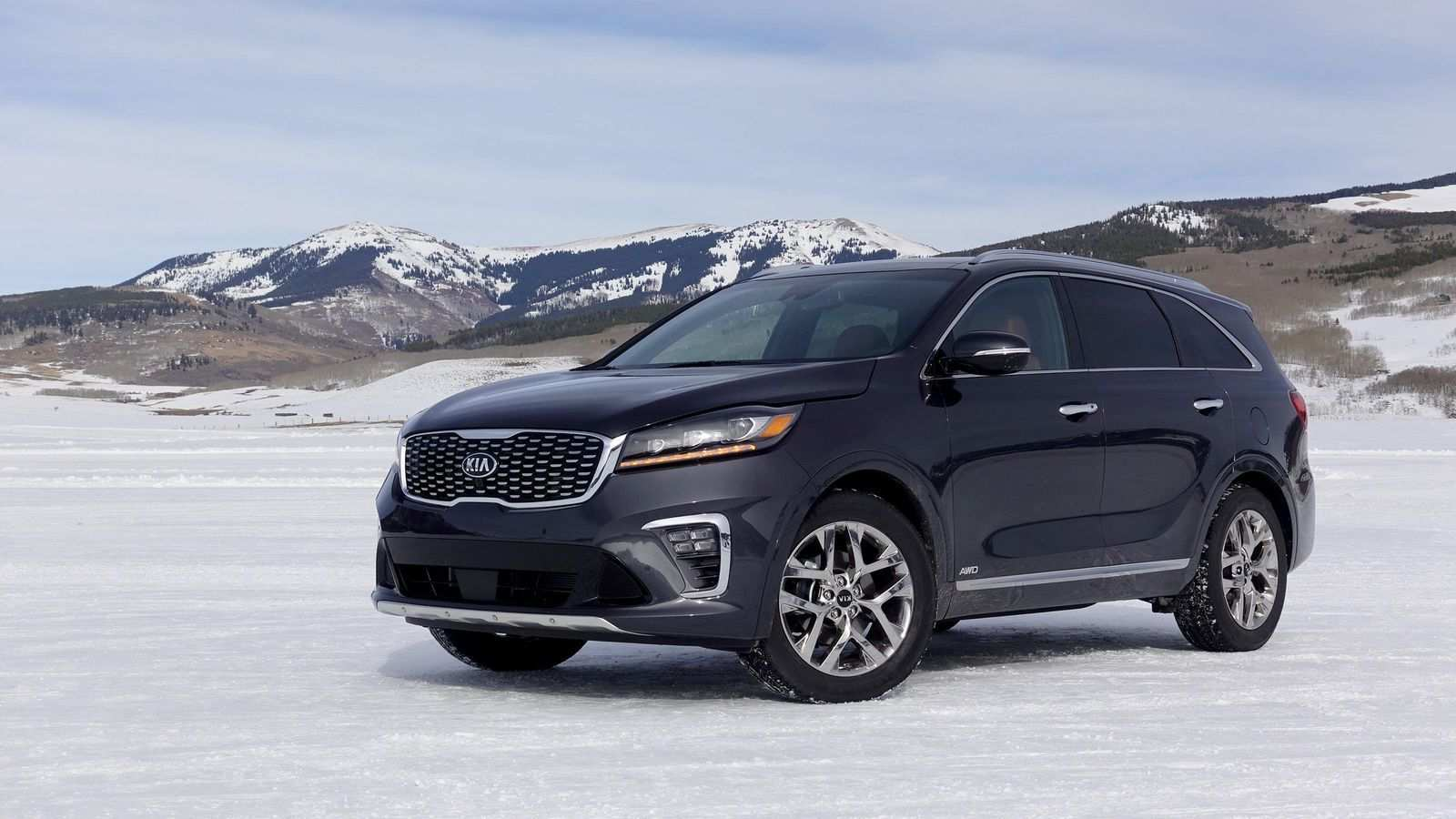 56 Gallery of Kia Sorento 2020 Redesign Photos with Kia Sorento 2020 Redesign