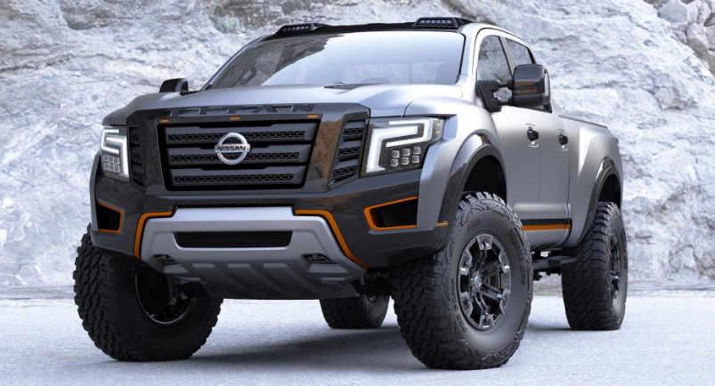 56 Gallery of Nissan Titan Warrior 2020 Specs and Review for Nissan Titan Warrior 2020