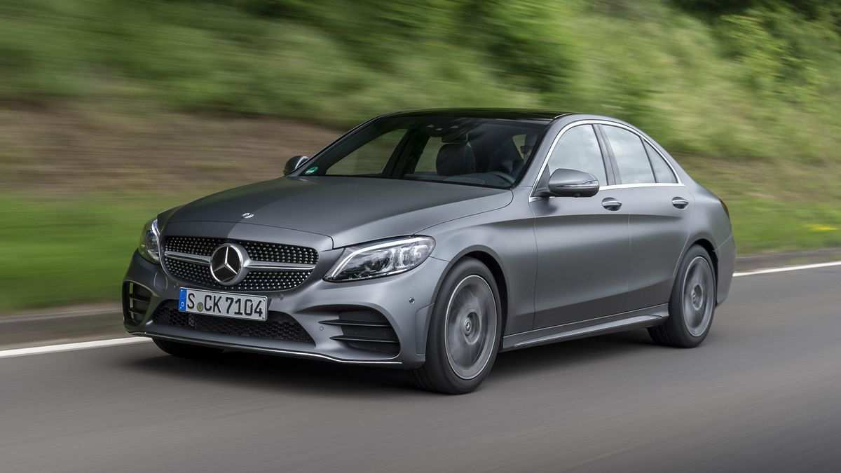 56 Great 2019 Mercedes Benz C Class Speed Test by 2019 Mercedes Benz C Class
