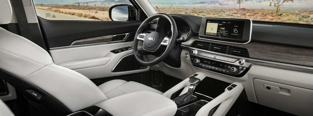 56 Great Kia Telluride 2020 Interior First Drive by Kia Telluride 2020 Interior
