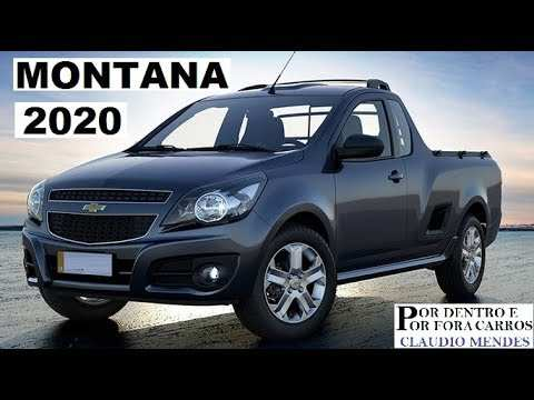 56 New Chevrolet Montana 2020 Overview with Chevrolet Montana 2020