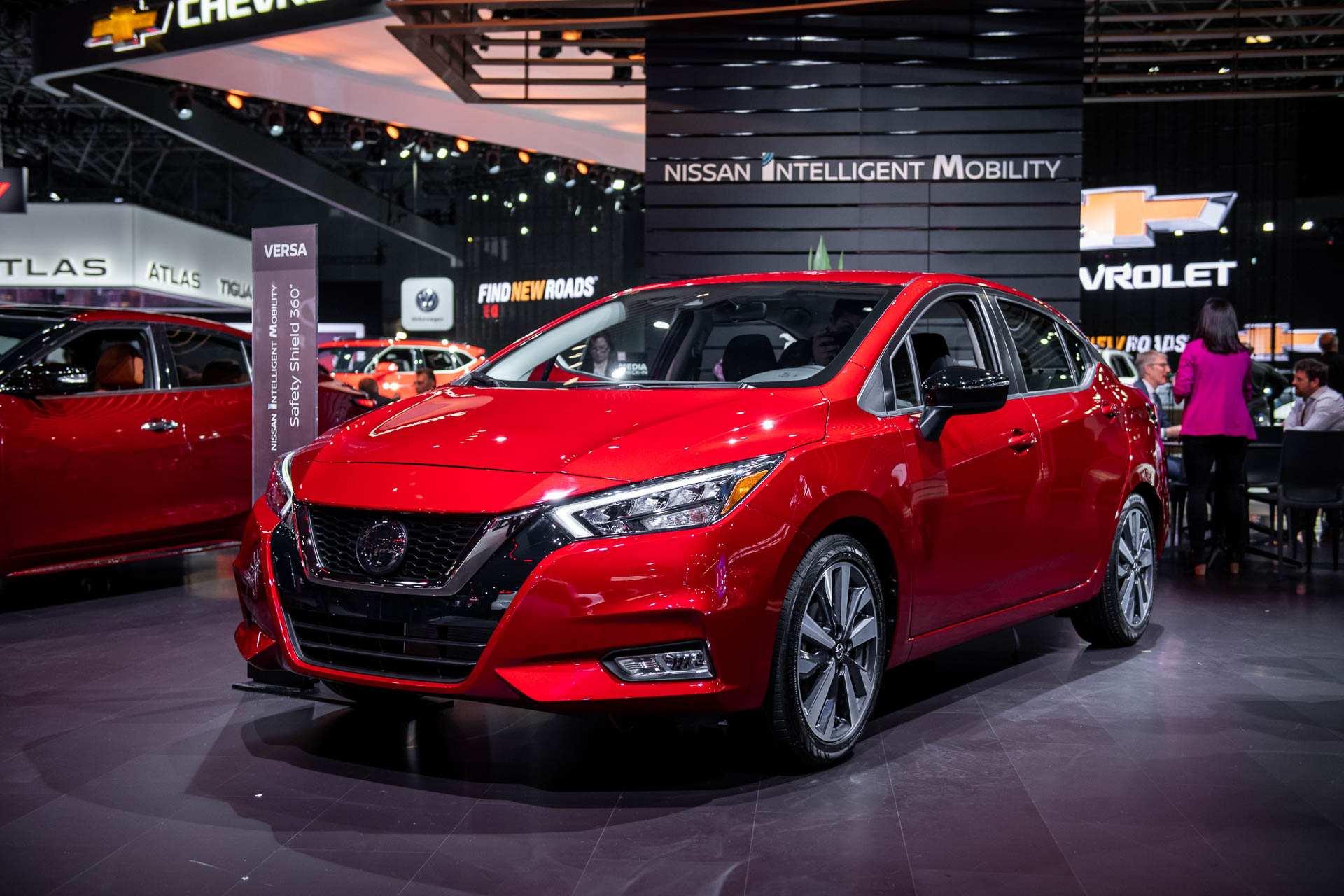 56 The Nissan Versa 2020 Price Speed Test with Nissan Versa 2020 Price