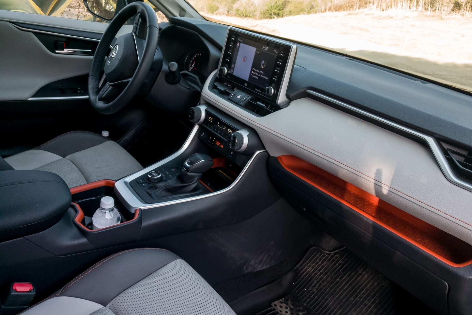 56 The Toyota Rav4 2020 Interior Spy Shoot with Toyota Rav4 2020 Interior