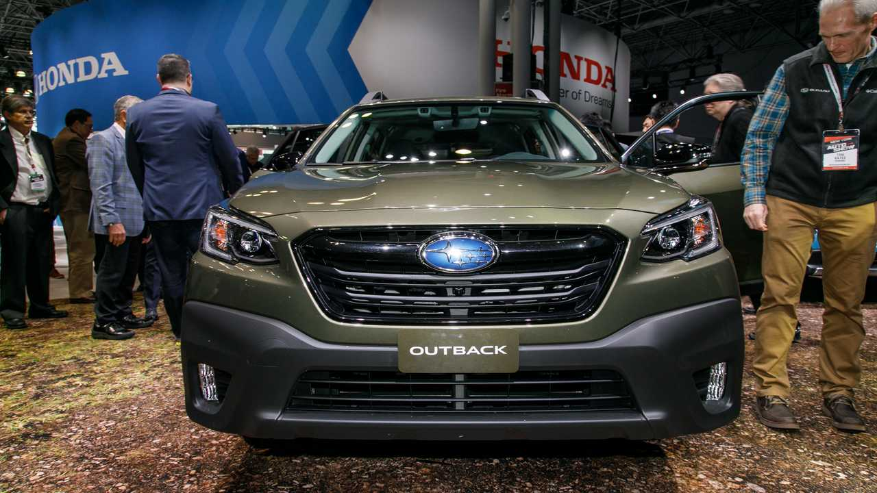 57 All New Subaru Outback 2020 New York Exterior with Subaru Outback 2020 New York