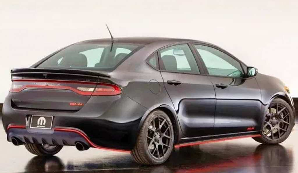 57 Concept of 2019 Dodge Dart Srt Pricing for 2019 Dodge Dart Srt