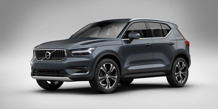 57 Concept of 2019 Volvo Xc40 Mpg First Drive with 2019 Volvo Xc40 Mpg