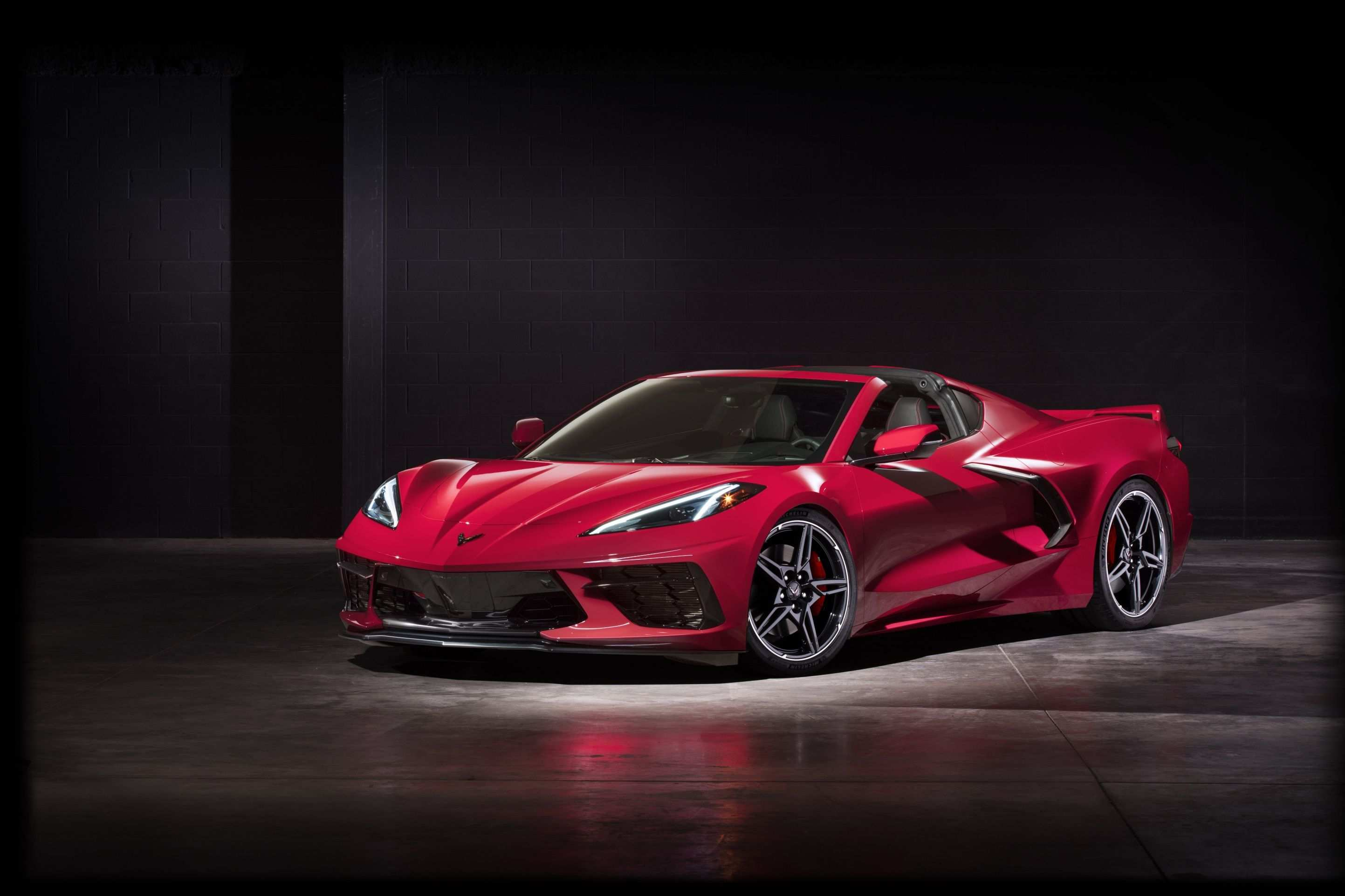 57 Concept of 2020 Chevrolet Corvette Mid Engine C8 Wallpaper for 2020 Chevrolet Corvette Mid Engine C8
