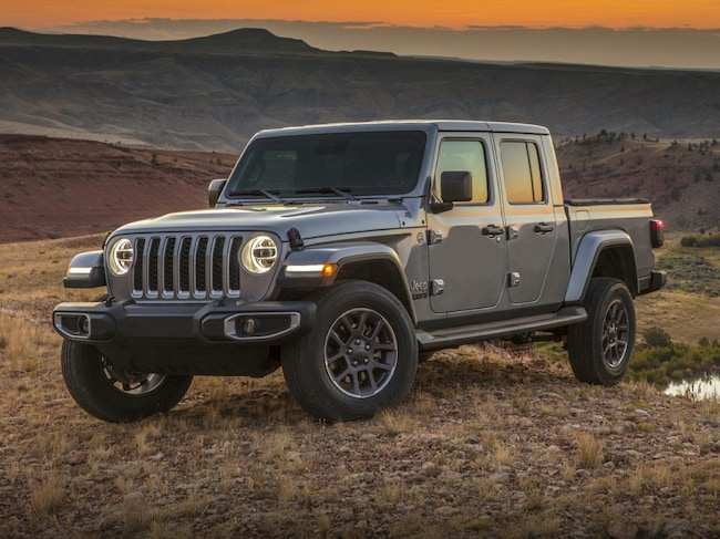 57 Concept of 2020 Jeep Gladiator Fuel Economy Pricing by 2020 Jeep Gladiator Fuel Economy