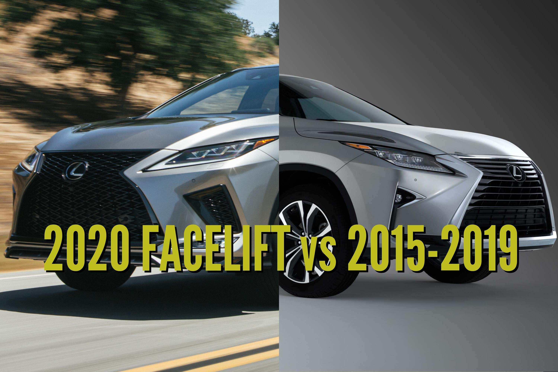 57 Concept of 2020 Lexus Rx 350 Vs 2019 Prices by 2020 Lexus Rx 350 Vs 2019