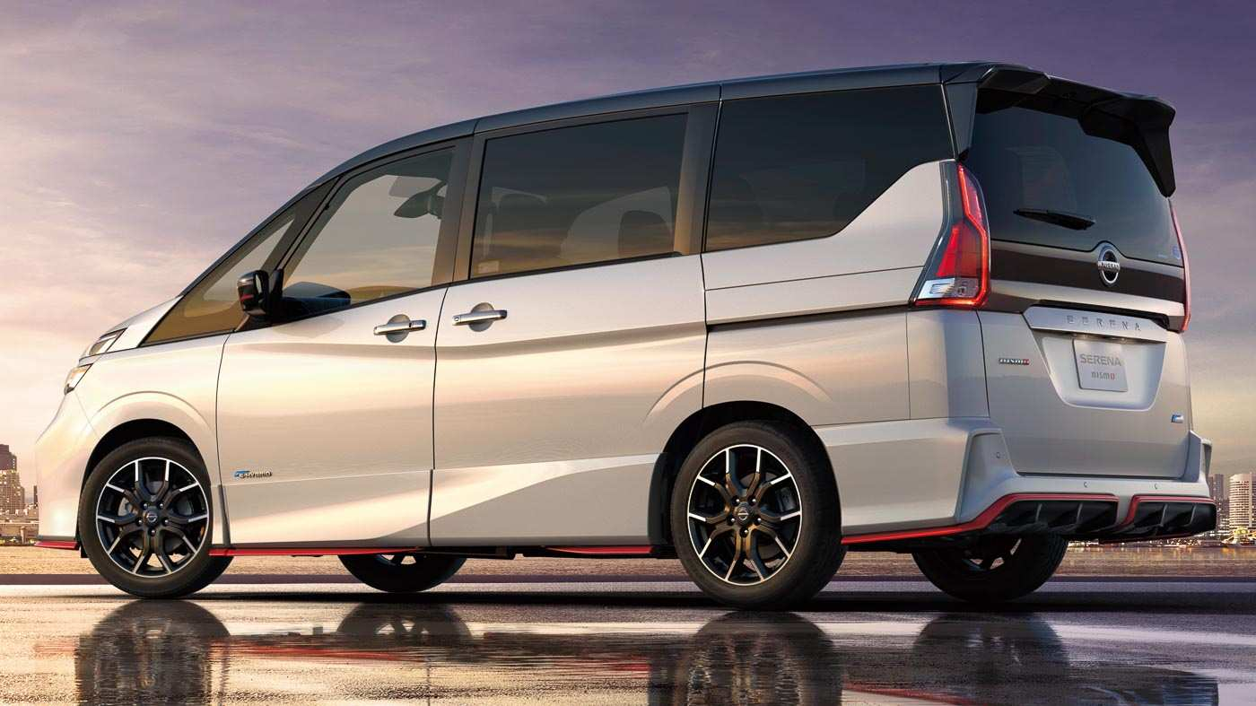 57 Concept of Nissan Serena 2020 Research New by Nissan Serena 2020