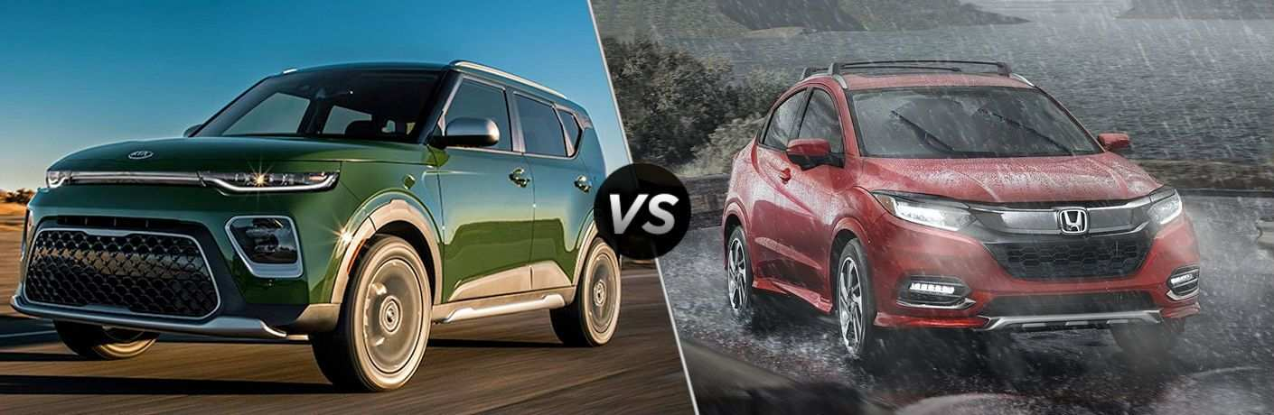 57 Gallery of 2020 Kia Soul Vs Honda Hrv Research New with 2020 Kia Soul Vs Honda Hrv