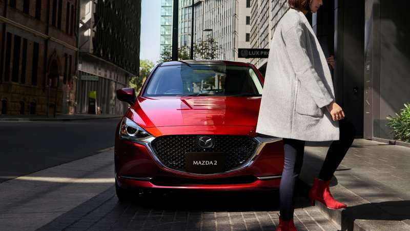 57 Gallery of Yaris 2020 Mazda 2 Redesign and Concept by Yaris 2020 Mazda 2