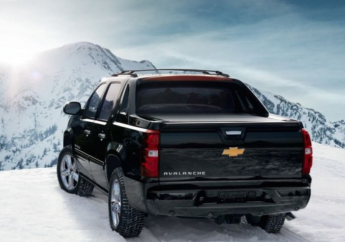 57 Great 2019 Chevy Avalanche Release Date by 2019 Chevy Avalanche