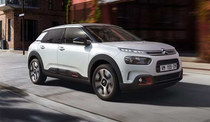 57 New 2019 Citroen C4 Style with 2019 Citroen C4
