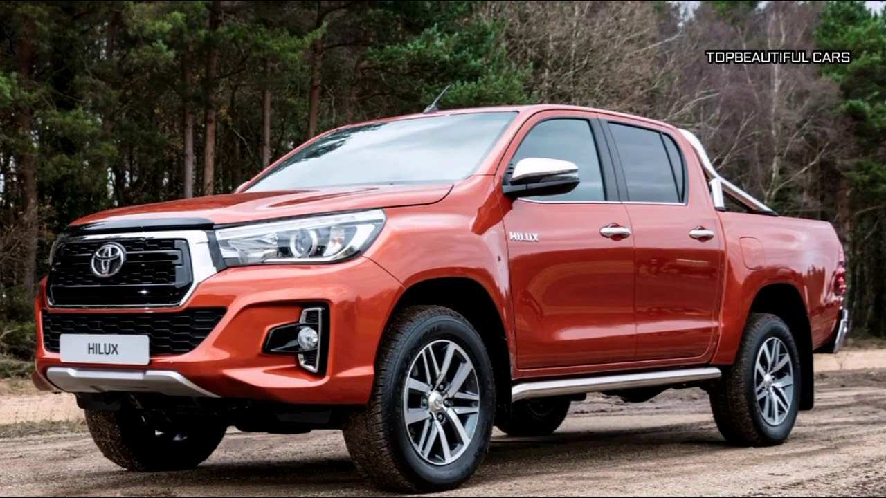 57 New 2019 Toyota Hilux Concept by 2019 Toyota Hilux