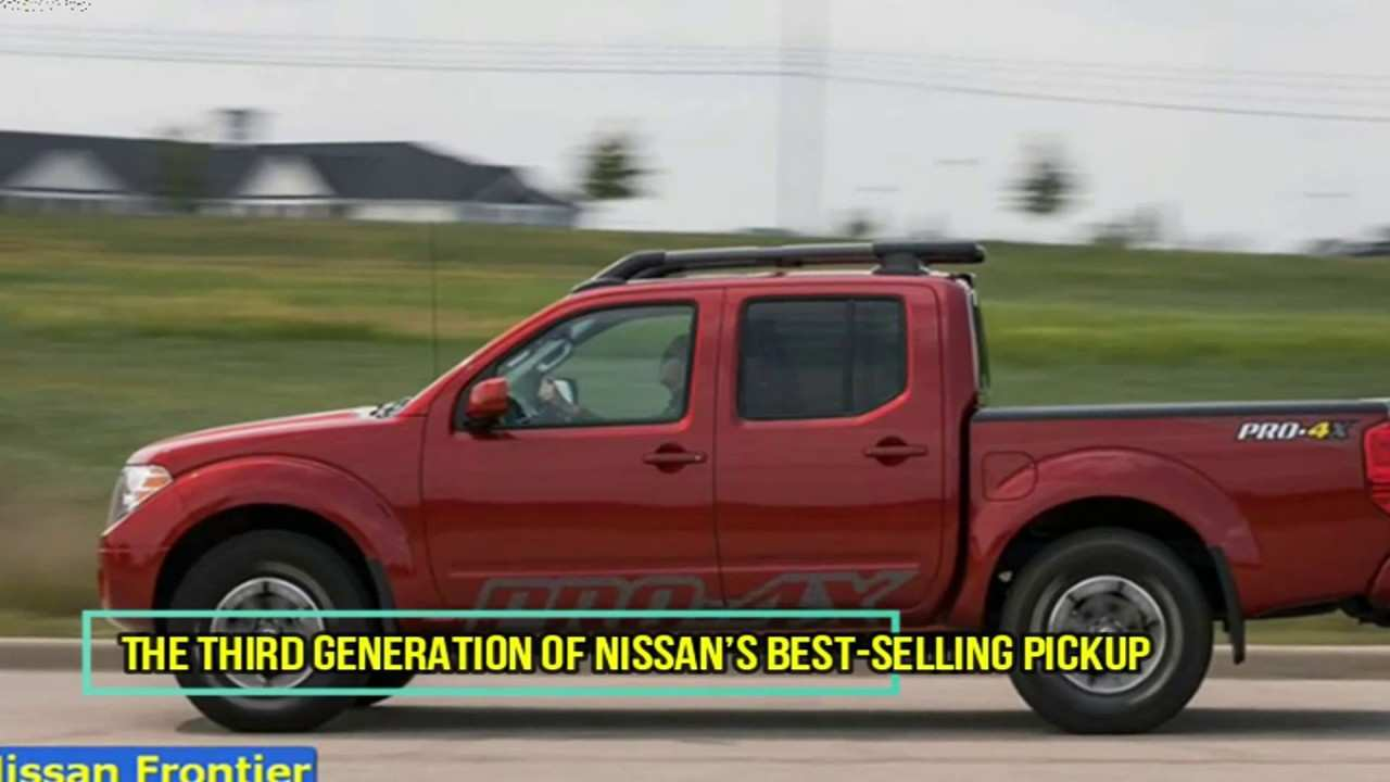 57 New 2020 Nissan Frontier Youtube Style for 2020 Nissan Frontier Youtube