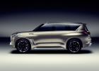 57 New Infiniti Qx80 New Model 2020 Spy Shoot with Infiniti Qx80 New Model 2020