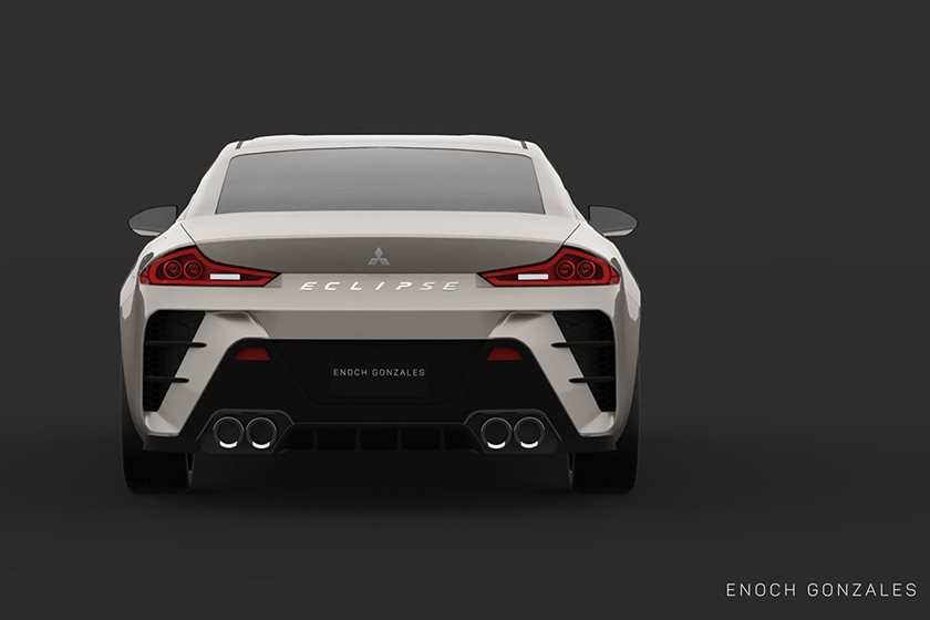57 New Mitsubishi Eclipse Coupe 2020 Redesign for Mitsubishi Eclipse Coupe 2020
