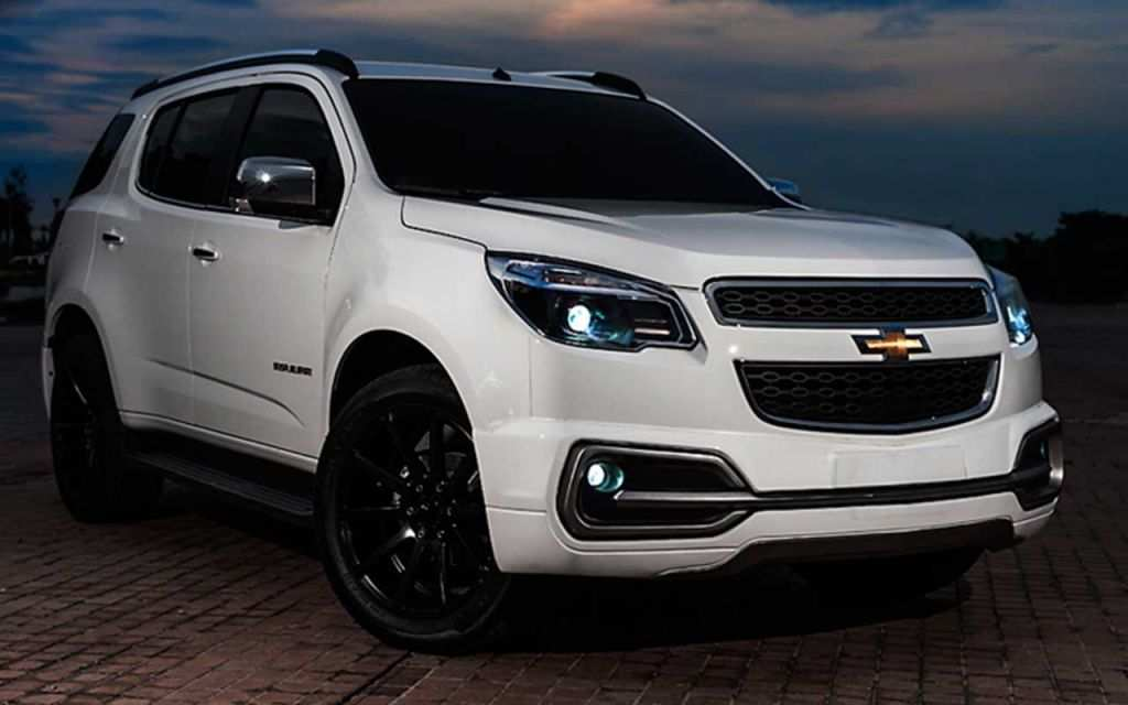 57 The 2019 Chevrolet Trailblazer Ss Performance and New Engine for 2019 Chevrolet Trailblazer Ss