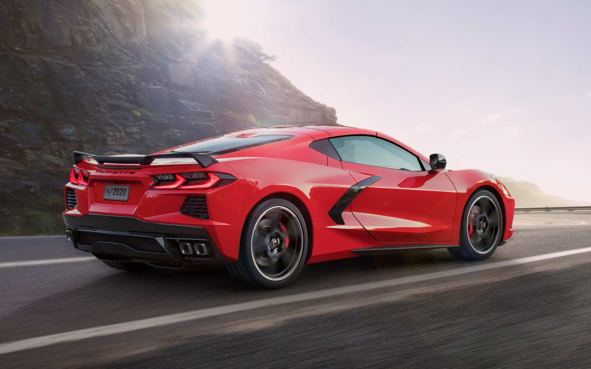 57 The Chevrolet Corvette 2020 Engine by Chevrolet Corvette 2020