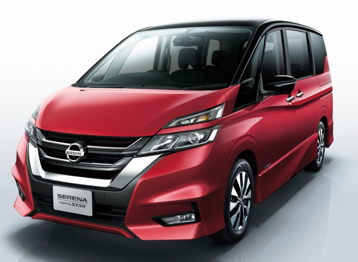 57 The Nissan Serena 2020 First Drive for Nissan Serena 2020