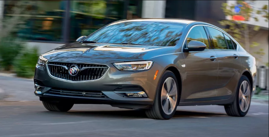 58 All New 2020 Buick Regal Sportback Release Date for 2020 Buick Regal Sportback