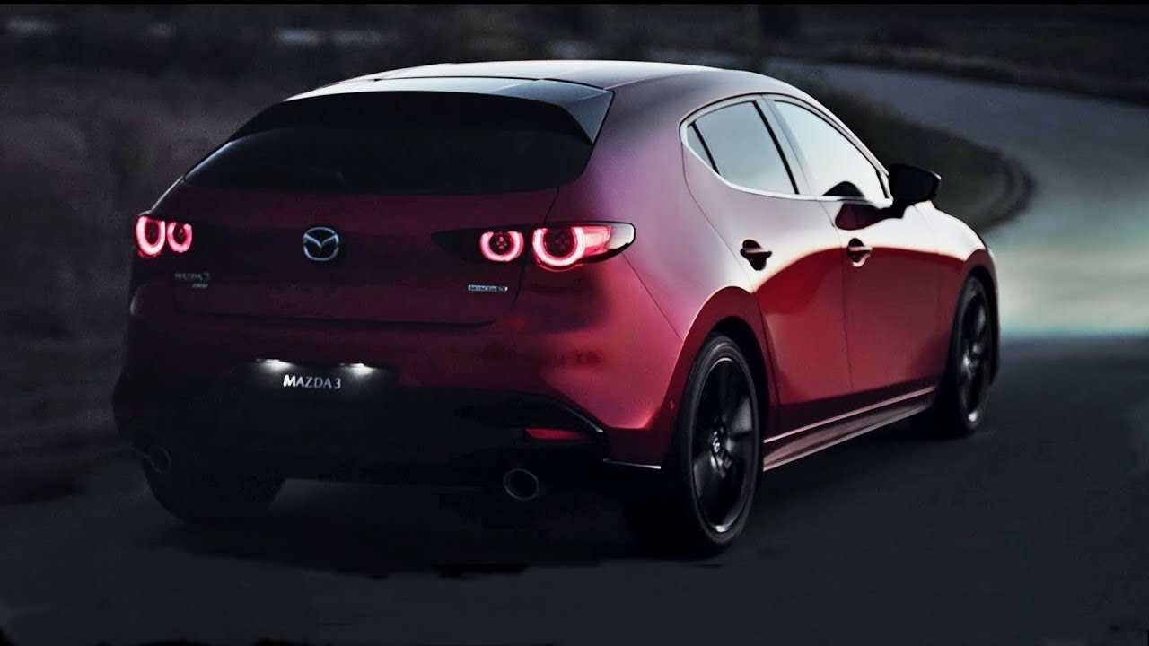 58 All New 2020 Mazda 3 Hatch Picture with 2020 Mazda 3 Hatch