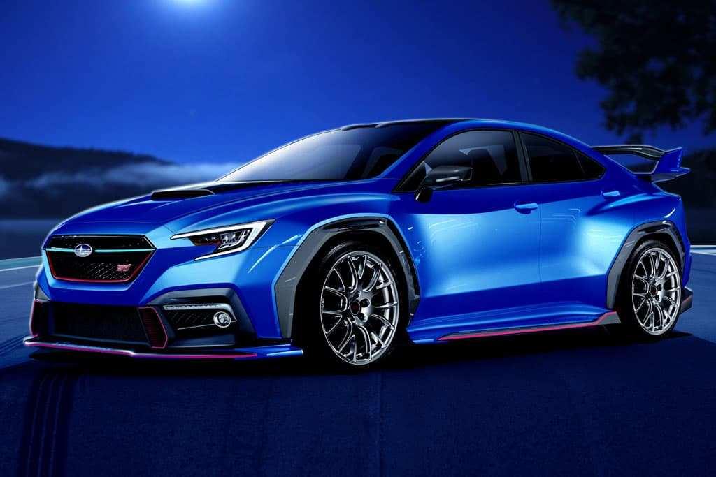 58 All New Subaru Sti 2020 Horsepower History for Subaru Sti 2020 Horsepower