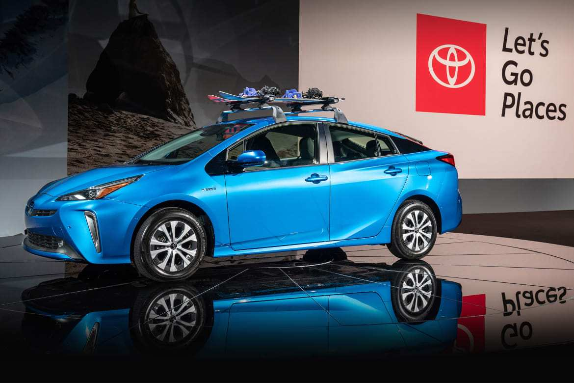 58 Best Review 2019 Toyota Prius Picture by 2019 Toyota Prius