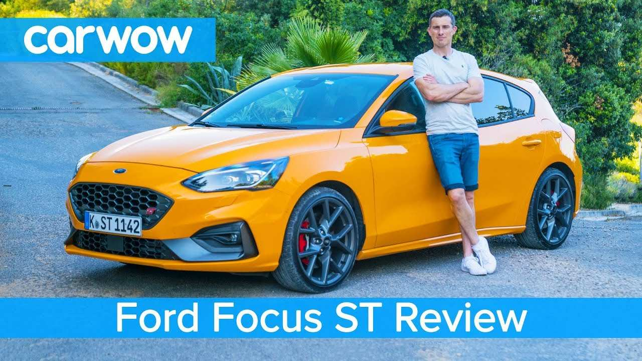 58 Best Review Ford Focus 2020 Model for Ford Focus 2020