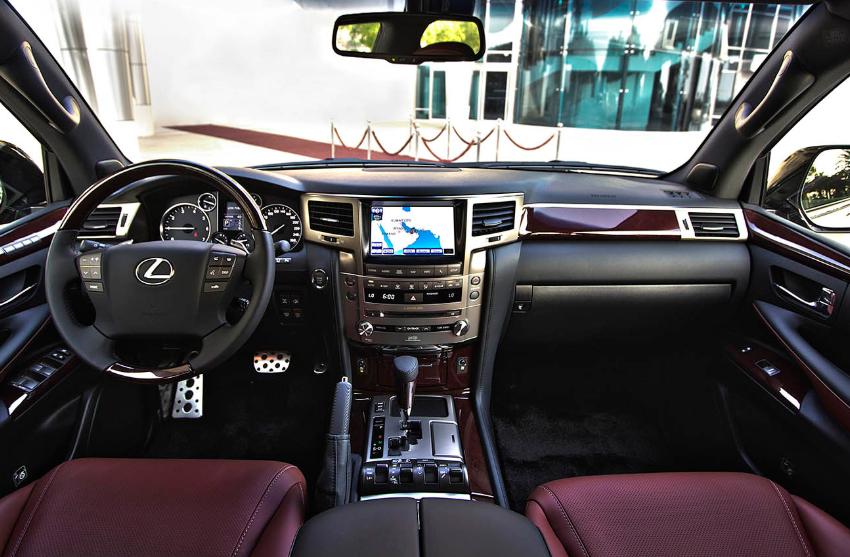 58 Best Review Lexus Lx 2020 Exterior by Lexus Lx 2020