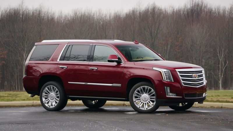 58 Concept of 2020 Cadillac Escalade Unveiling Pricing by 2020 Cadillac Escalade Unveiling