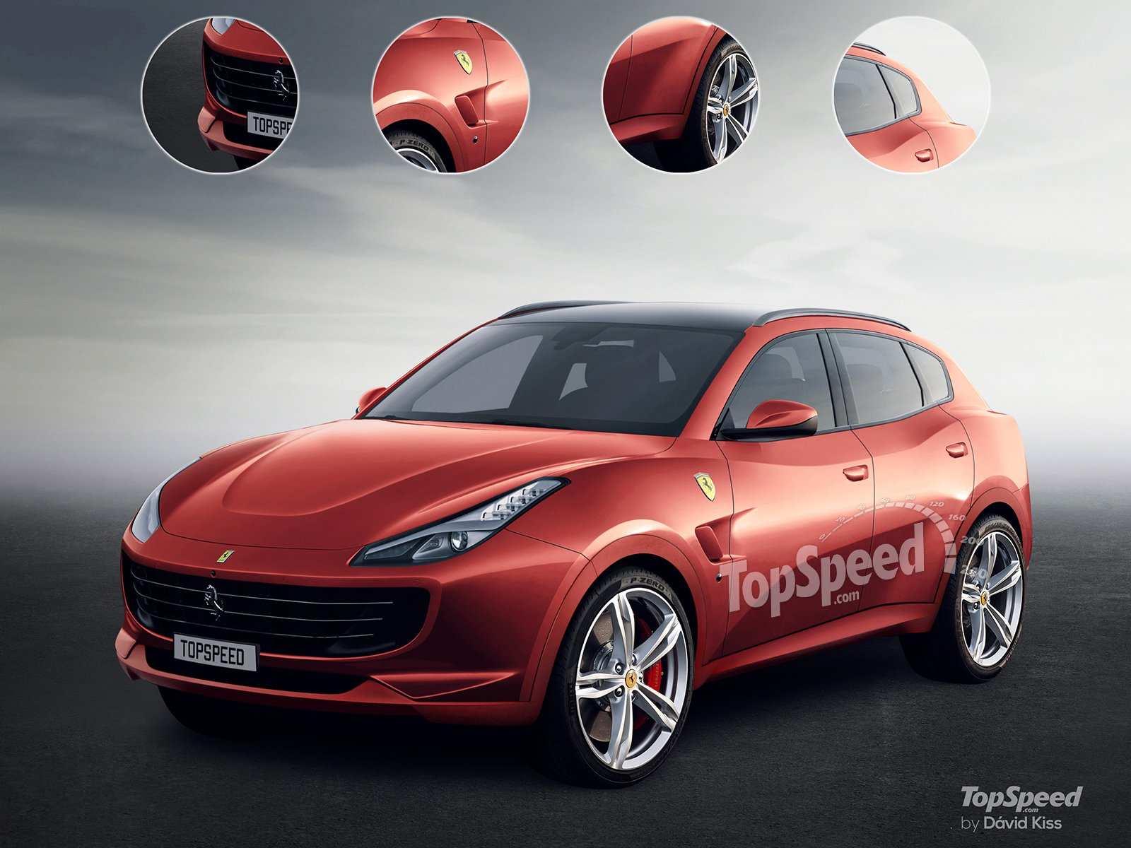 58 Gallery of Ferrari 2020 Suv Reviews by Ferrari 2020 Suv