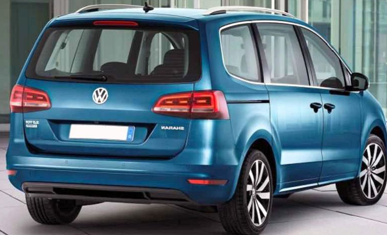 58 Great Volkswagen Sharan 2020 Prices by Volkswagen Sharan 2020