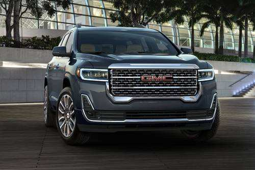 58 New 2020 Gmc Acadia Vs Chevy Traverse Prices for 2020 Gmc Acadia Vs Chevy Traverse