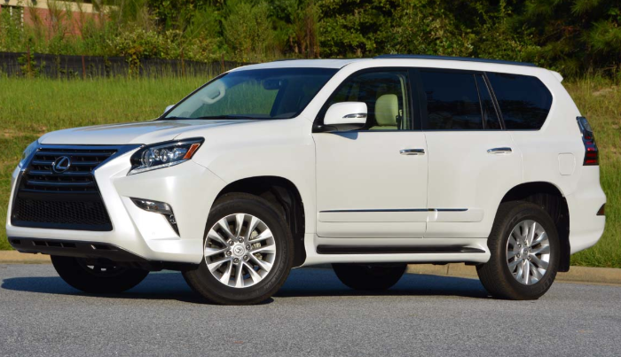 58 New 2020 Lexus Gx 460 Spy Photos Configurations by 2020 Lexus Gx 460 Spy Photos