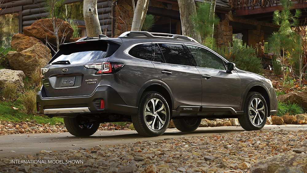 58 New 2020 Subaru Outback Photos Images for 2020 Subaru Outback Photos