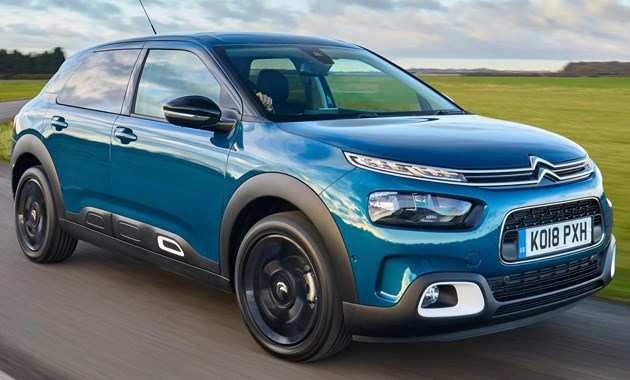 58 The 2019 Citroen C4 Redesign and Concept by 2019 Citroen C4
