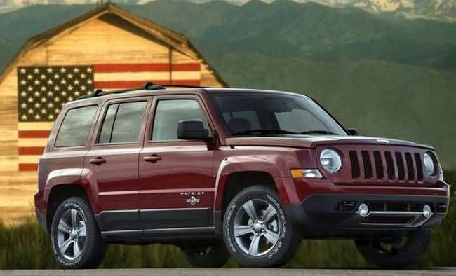 58 The 2019 Jeep Patriot Ratings for 2019 Jeep Patriot