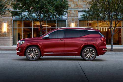 58 The Gmc Terrain 2020 Performance for Gmc Terrain 2020