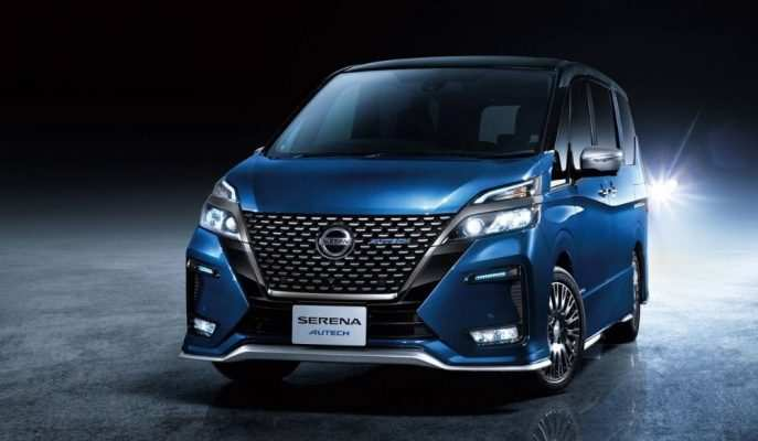 59 All New Nissan Serena 2020 Review with Nissan Serena 2020
