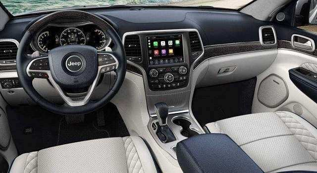 59 Best Review 2020 Jeep Grand Cherokee Interior Picture for 2020 Jeep Grand Cherokee Interior