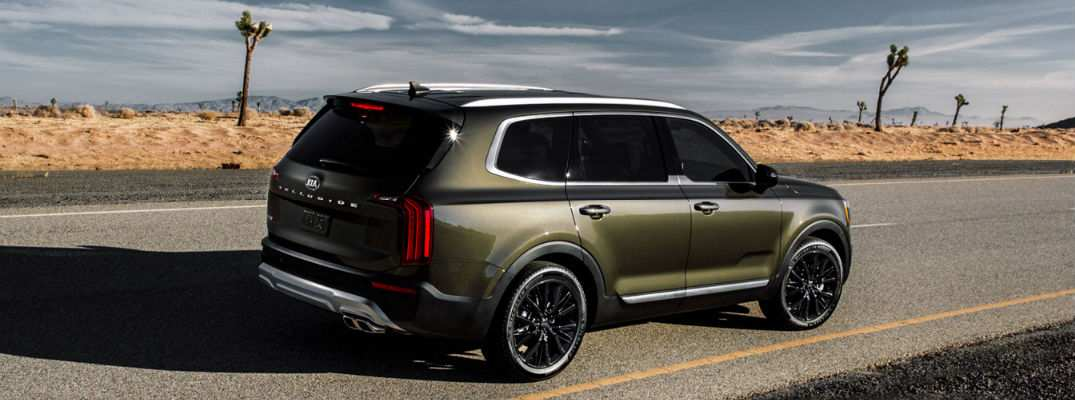 59 Best Review 2020 Kia Telluride Black Copper Spesification by 2020 Kia Telluride Black Copper