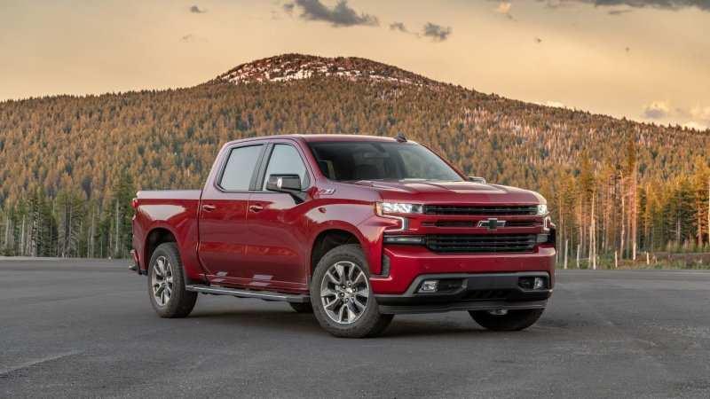 59 Best Review Chevrolet Silverado 2020 Ratings with Chevrolet Silverado 2020