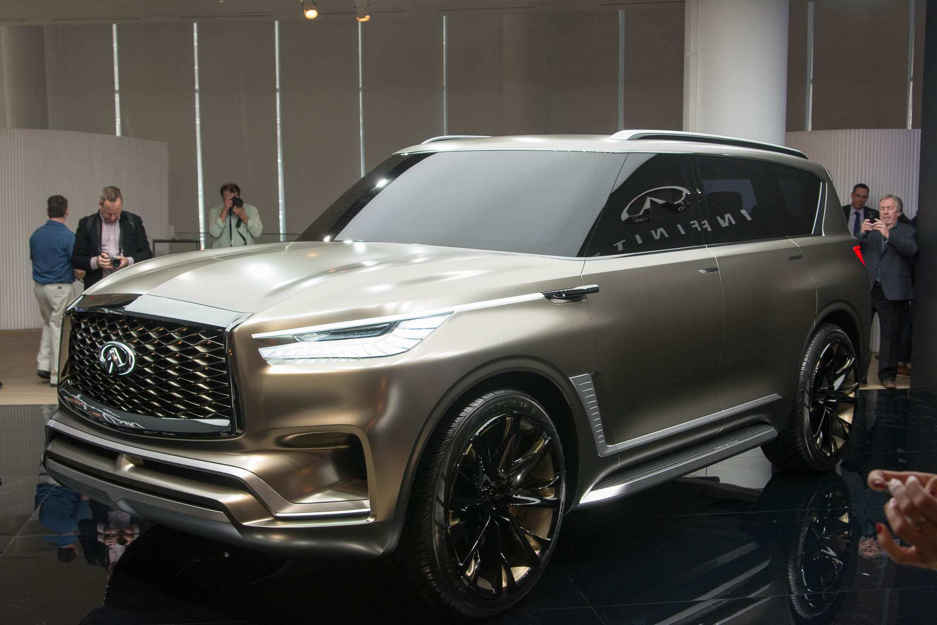 59 Best Review Infiniti Qx80 New Model 2020 Specs and Review by Infiniti Qx80 New Model 2020